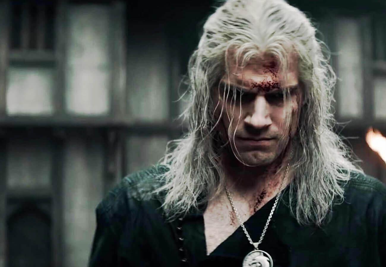 The Witcher på Netflix