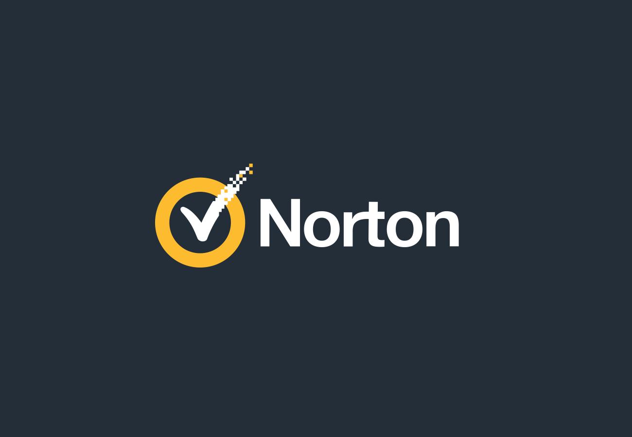 Norton antivirus, brandvägg och VPN.