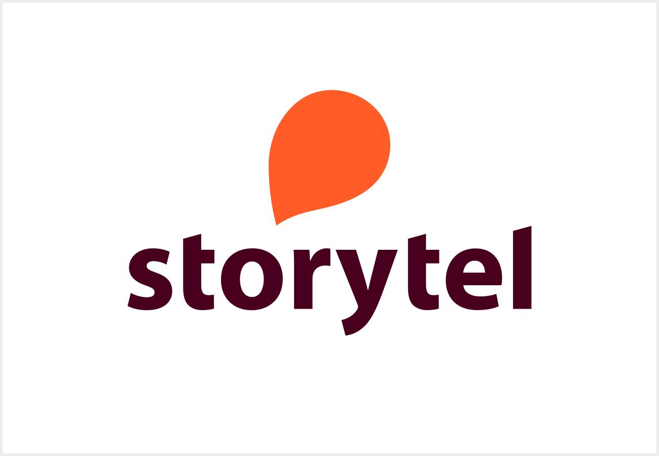 Storytels logo