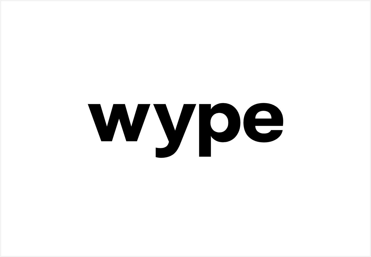 Wype tidningsapp