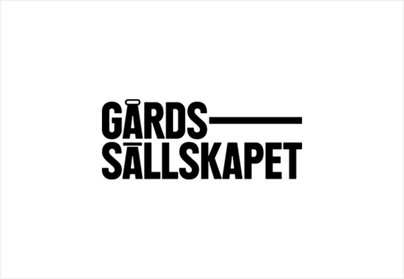 Gårdssällskapet logo