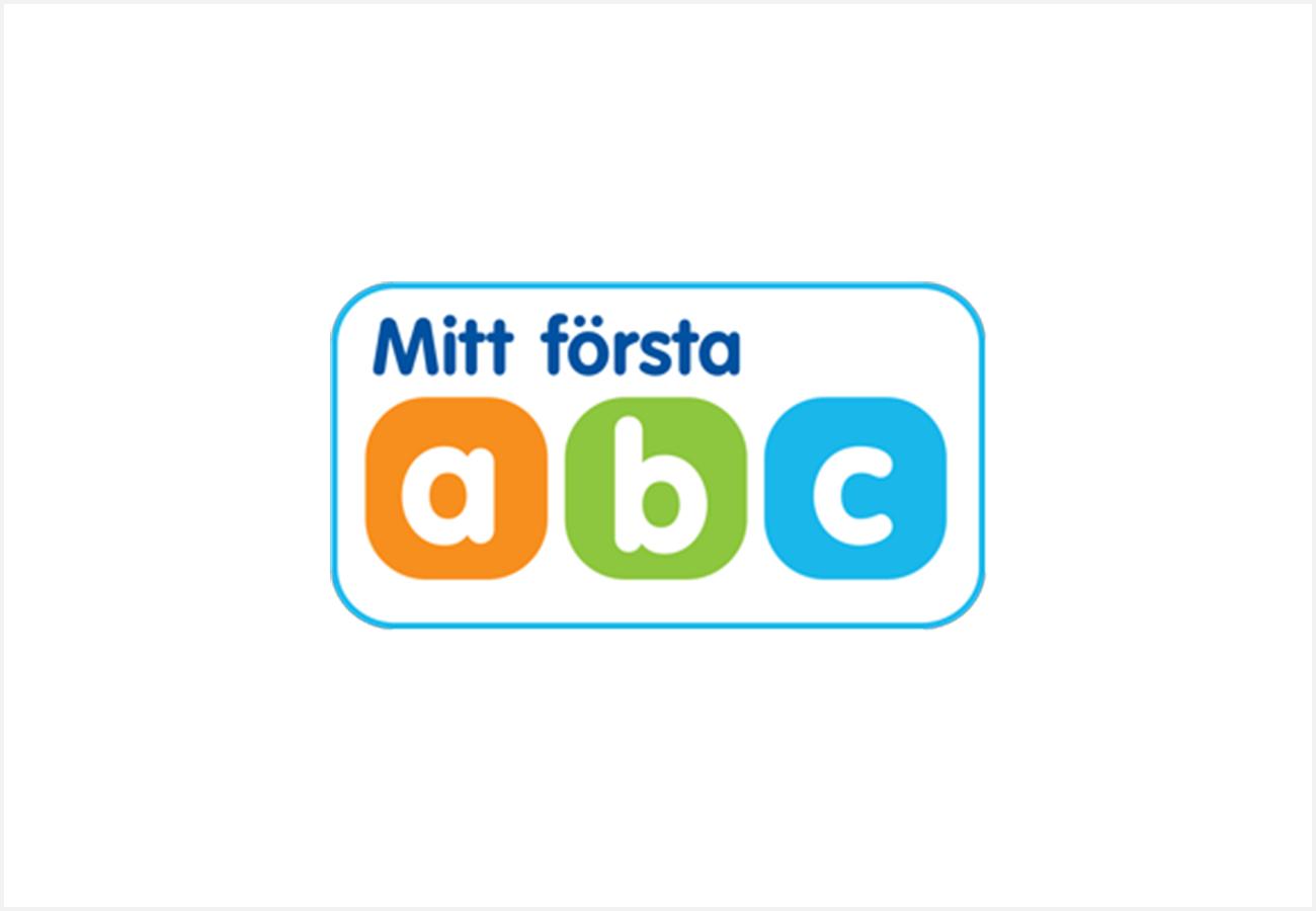 Goboken - Mitt första ABC