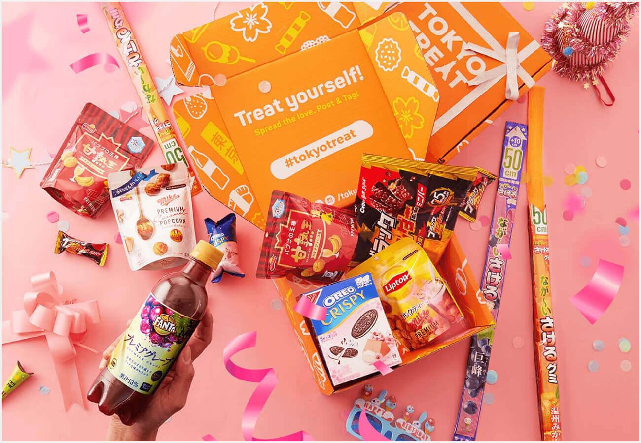Tokyo Treat Box