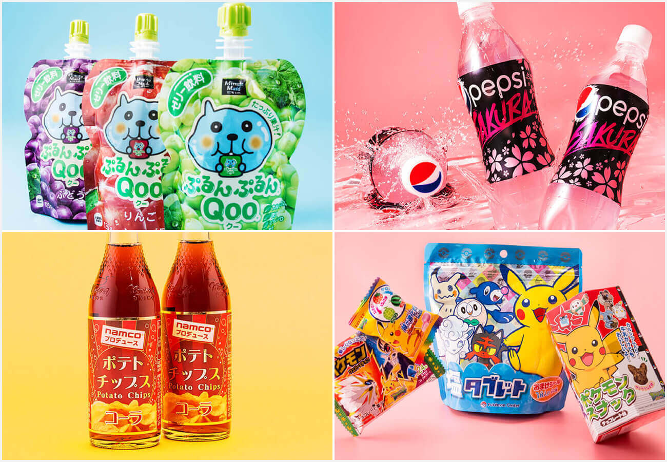 Tokyo Treats Dricka