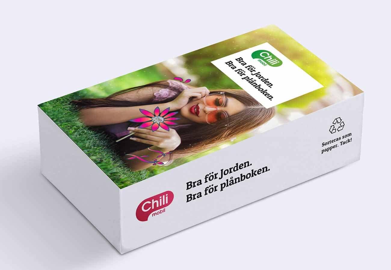 chili mobil reloved box